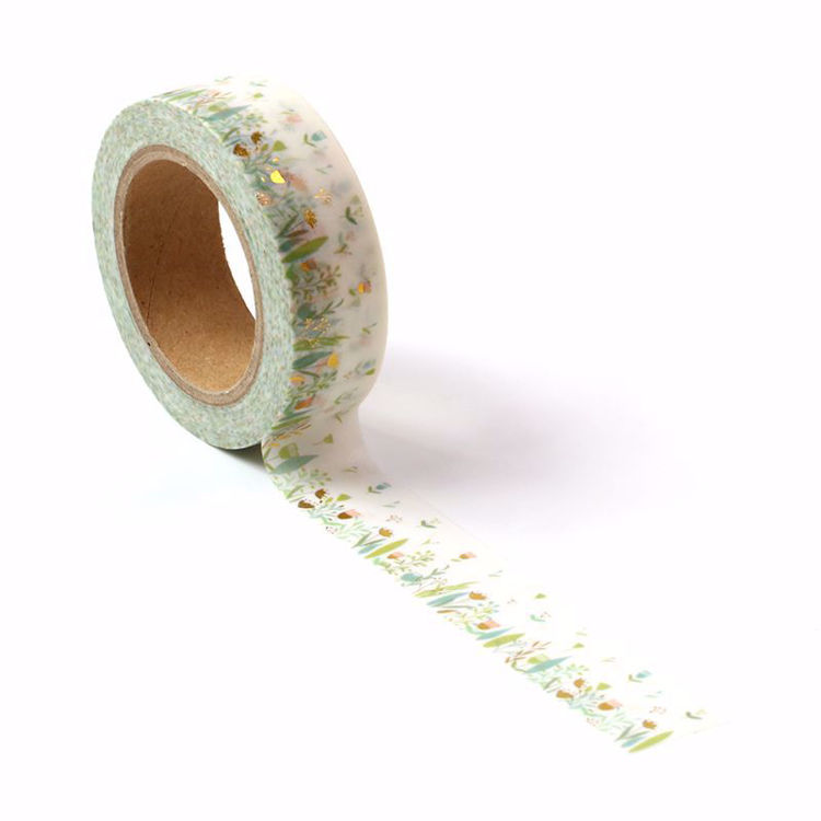 Picture of Wild Flower Foil Washi Tape