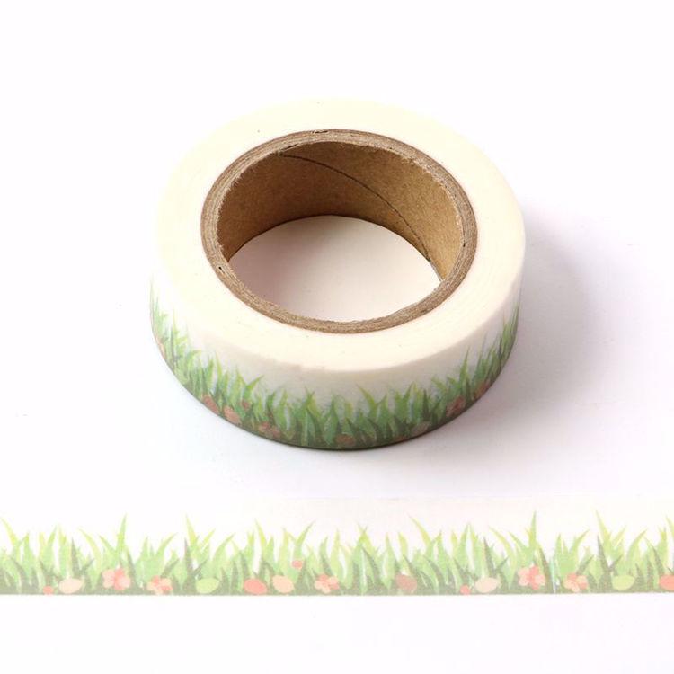 Grassland printing washi tape