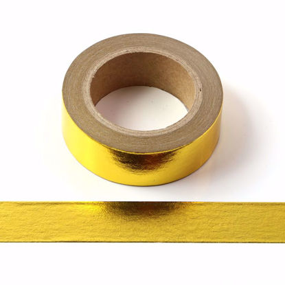 Picture of Solid Gold Foil Washi Tape 861G2