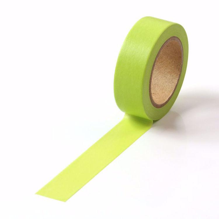 grass green washi tape