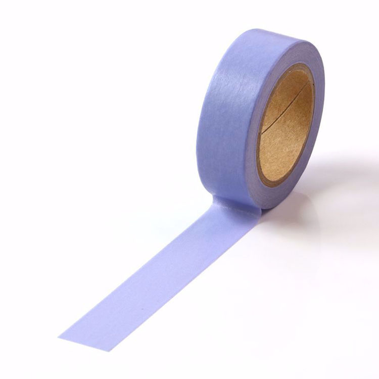 bluish violet washi tape
