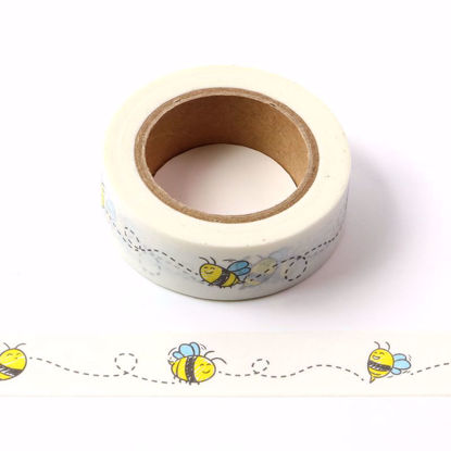 Happy Little bee  washi tape
