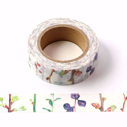 Different Kinds of flower diameter washi tape
