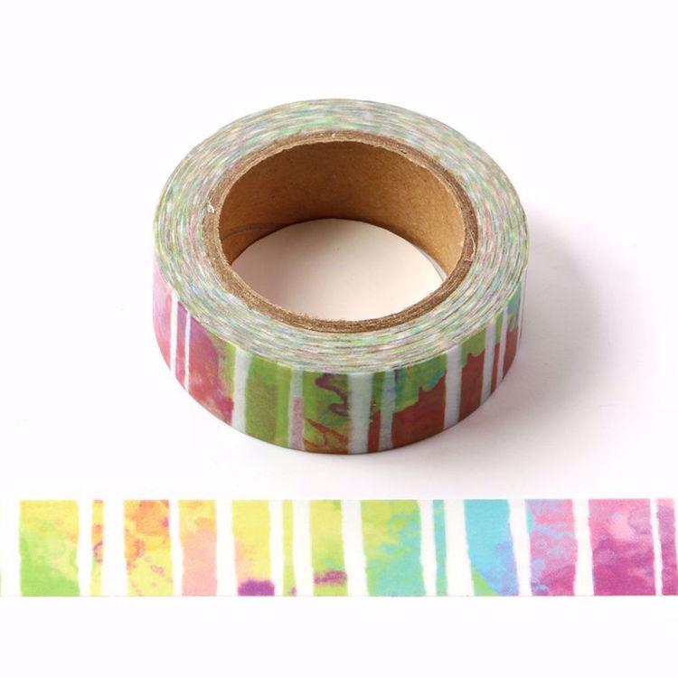 Pigment printing washi tape