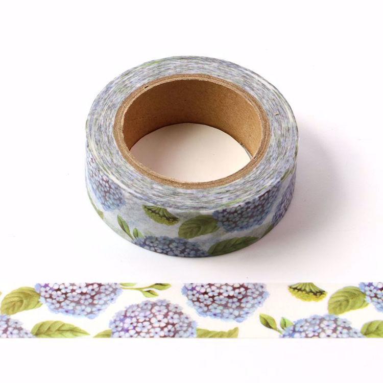 Pincushion printing washi tape