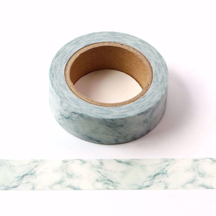 Marbling printing washi tape