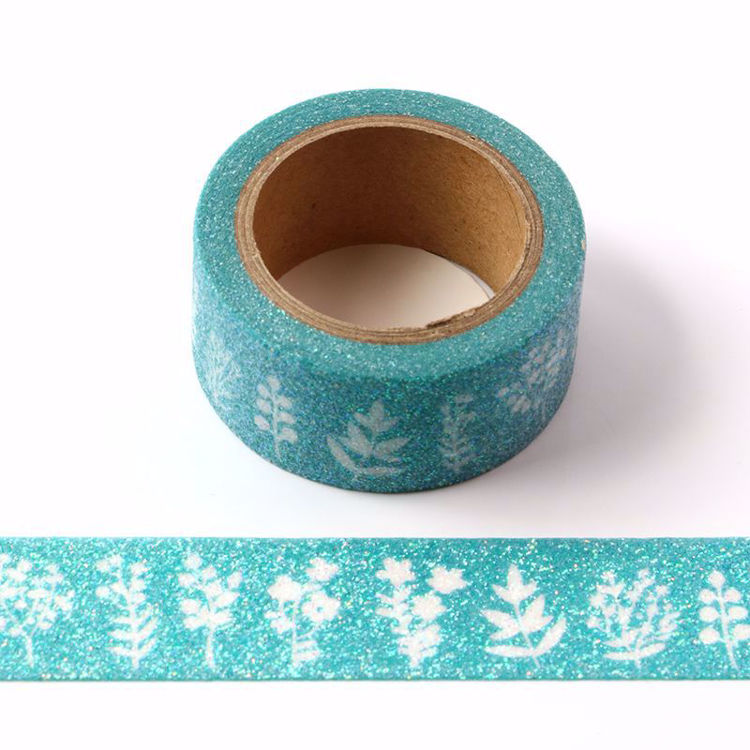 Picture of Dreamy Plants Sparkle Washi Tape