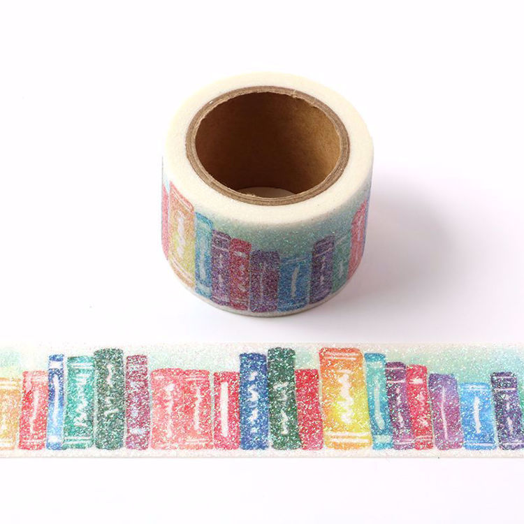 Picture of Colour BookSparkle Washi Tape