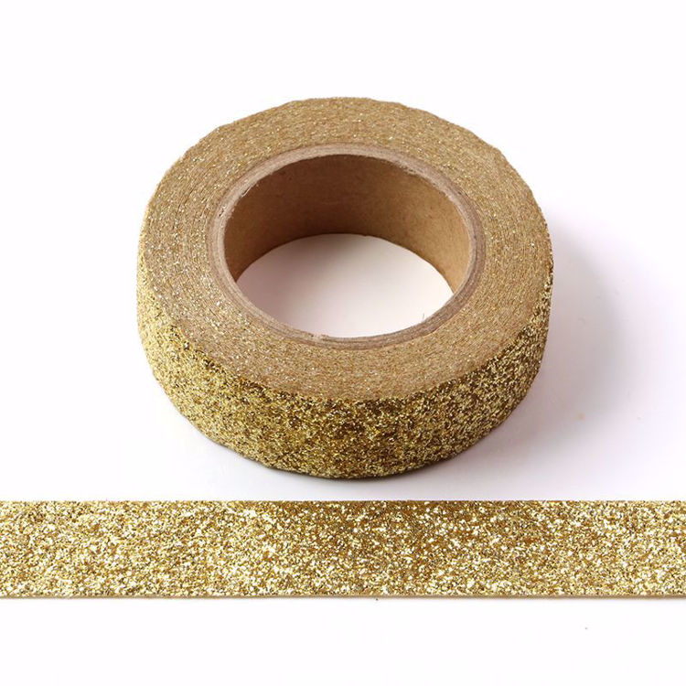 Picture of Golden B Sparkle Washi Tape