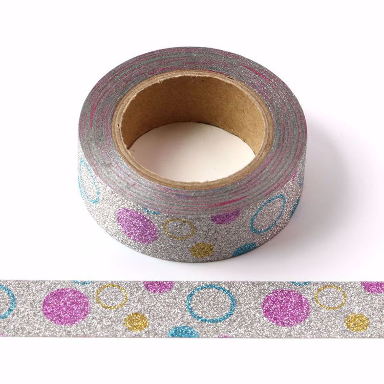 Picture of Bubbles Glitter Tape