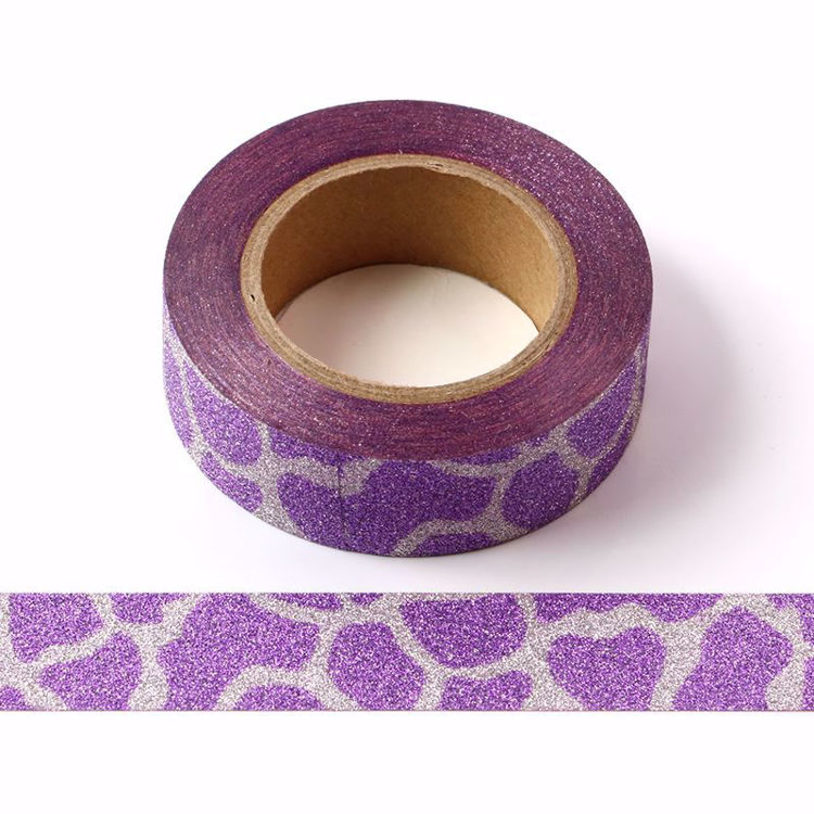Picture of Irregular Netting Glitter Tape