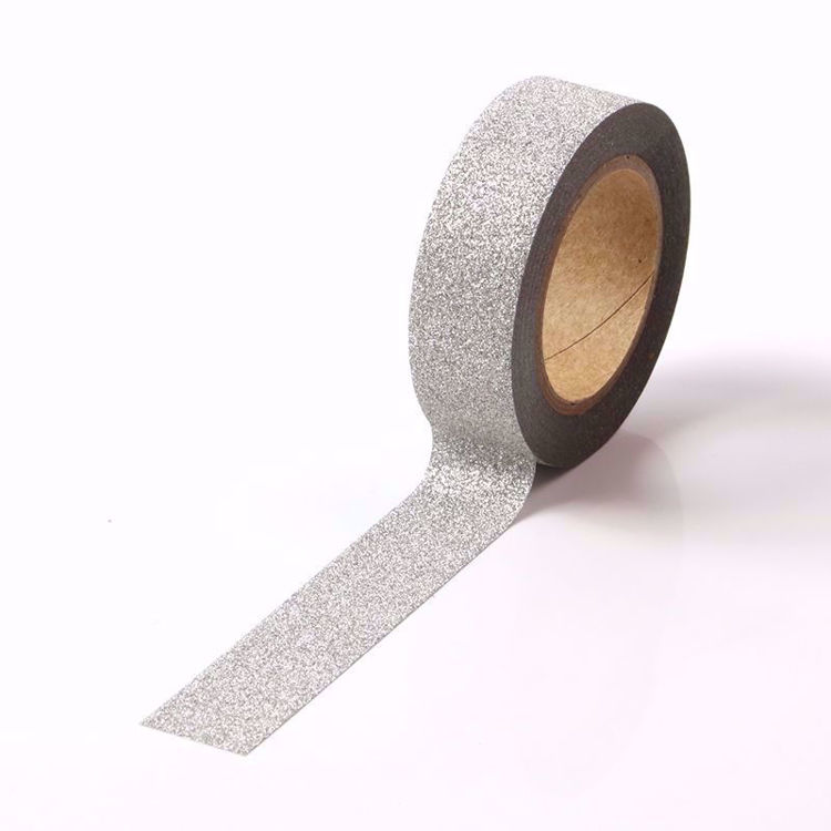 Picture of Sliver Glitter Tape