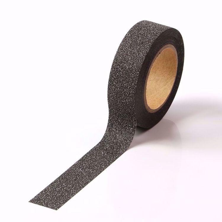 Picture of Black Glitter Tape