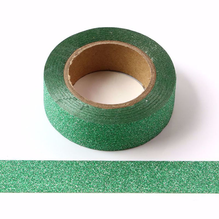 Picture of Green Glitter Tape