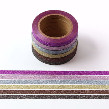 Picture of 5mm Fusco-mini Glitter Tape