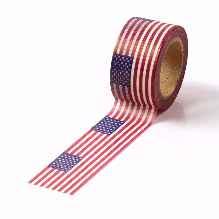 The Stars and the Stripes washi tape