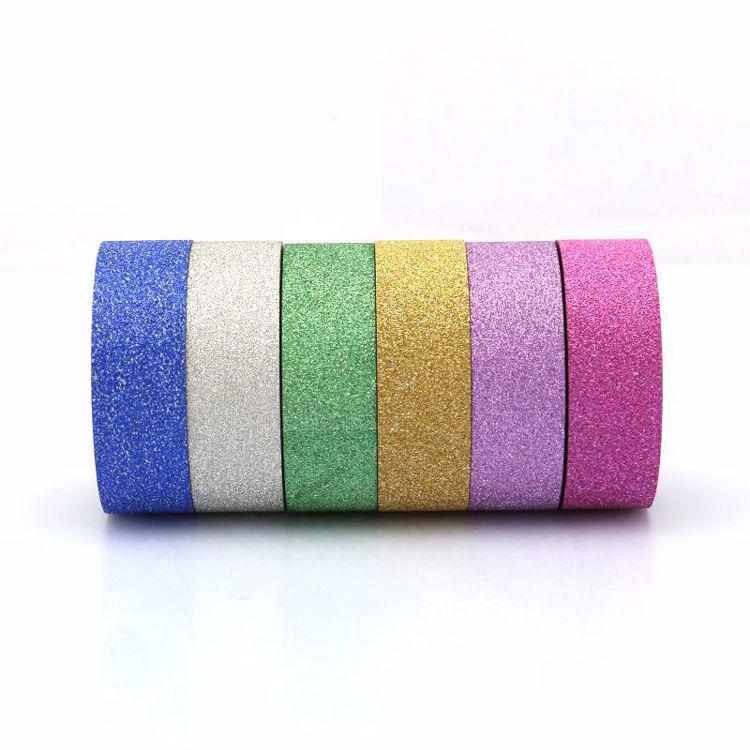 Glitter washi tape set
