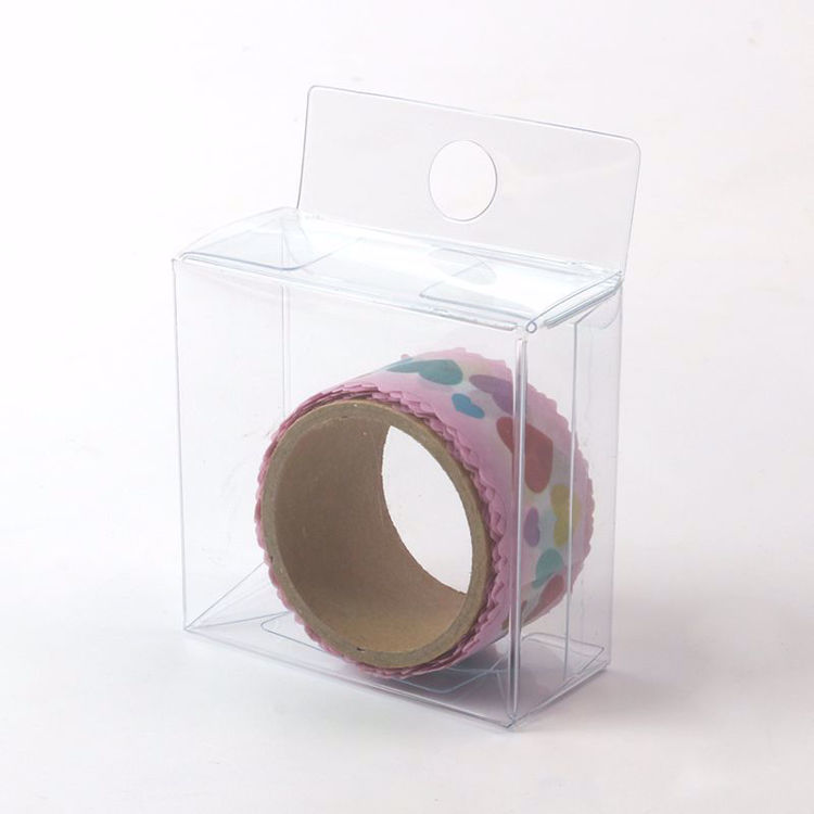 special die cut washi tape package