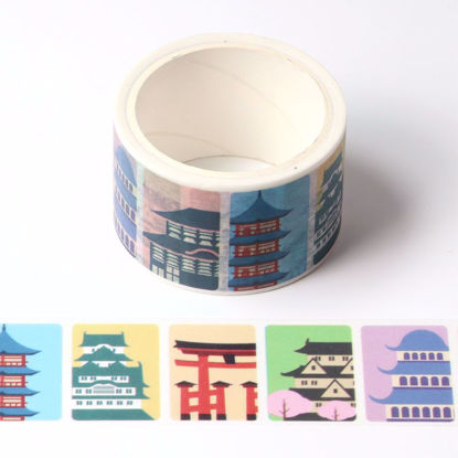 Japanese house printing washi tape