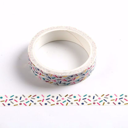 Color Candy printing washi tape