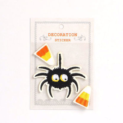 spider patch stickers