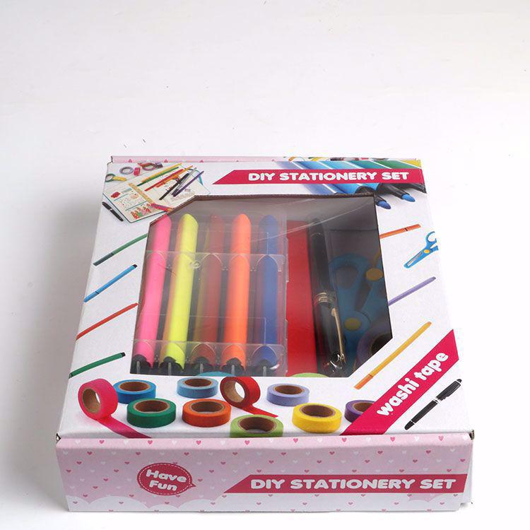 Washi tape kits box