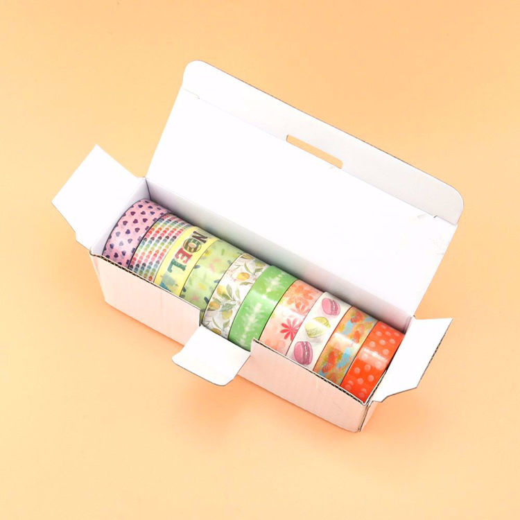 10 rolls washi tape package
