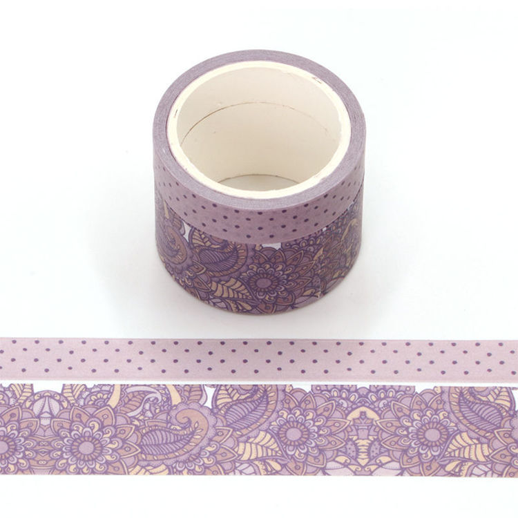 Tuberose fragrance washi tape
