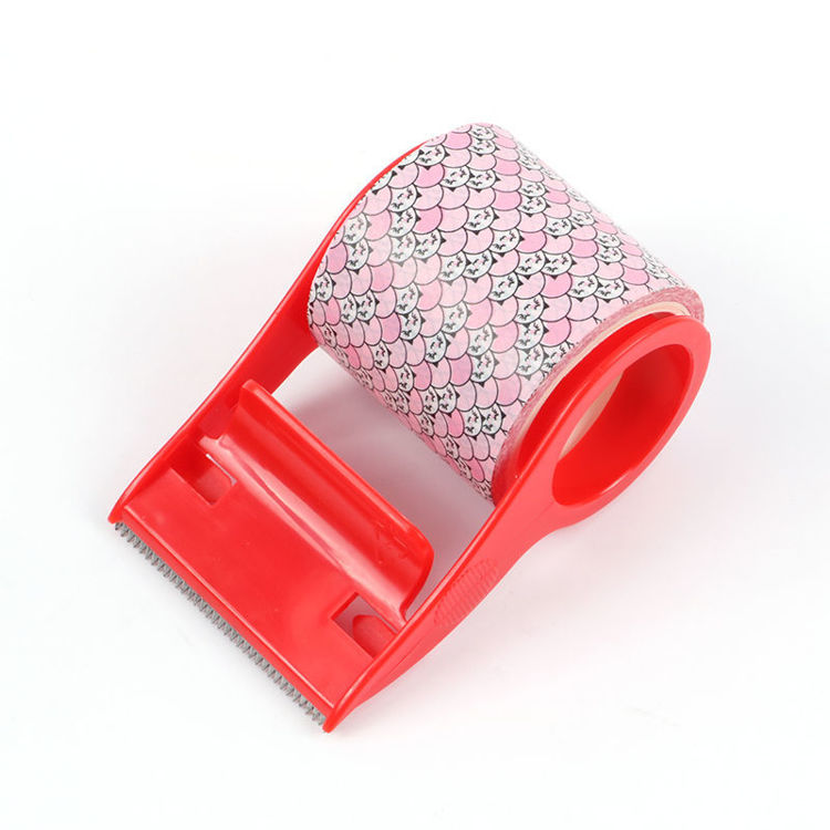 Big size washi tape dispenser