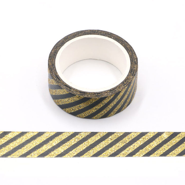 Local cross grain sparkle washi tape