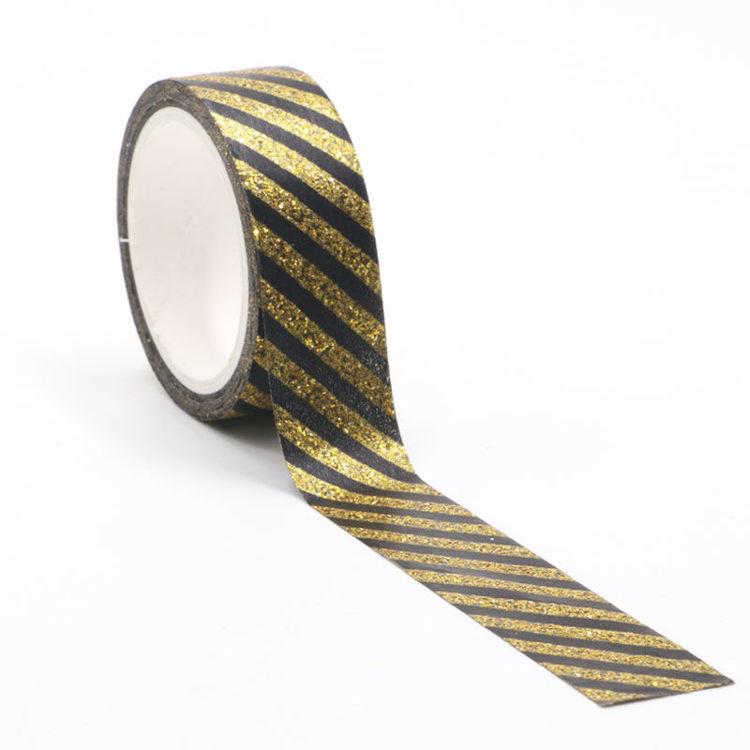 Local cross grain sparkle washi tape