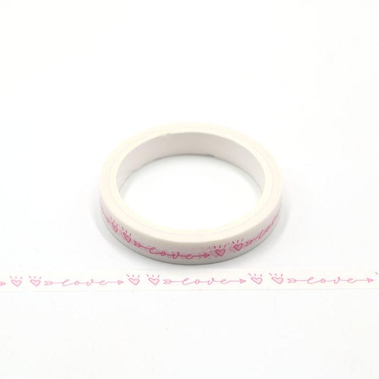 Love easy tear washi tape