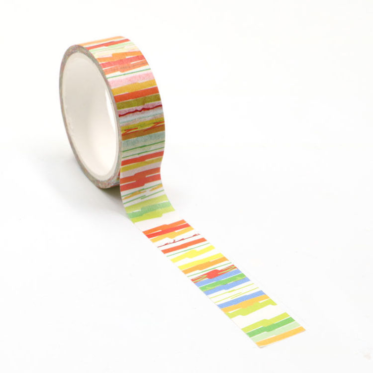 15mm Halloween design printing washi tape