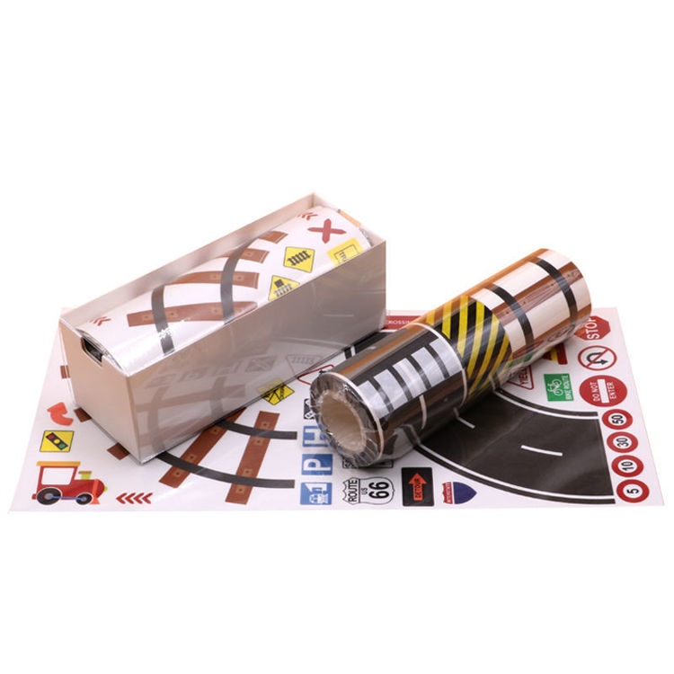Road washi tape set