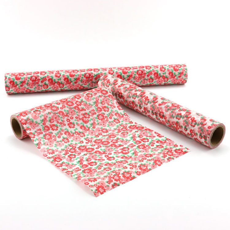 152mm x 5m Daisy pattern printing wrapping washi paper