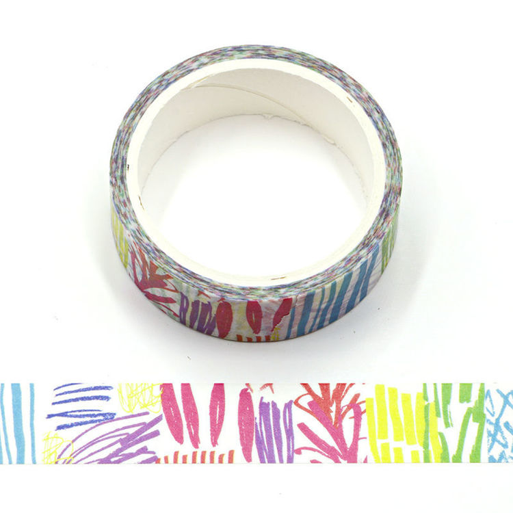 Abstract Pattern Washi Tape