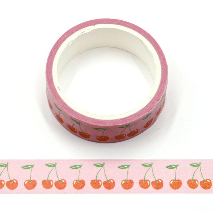 Cherry Washi Tape