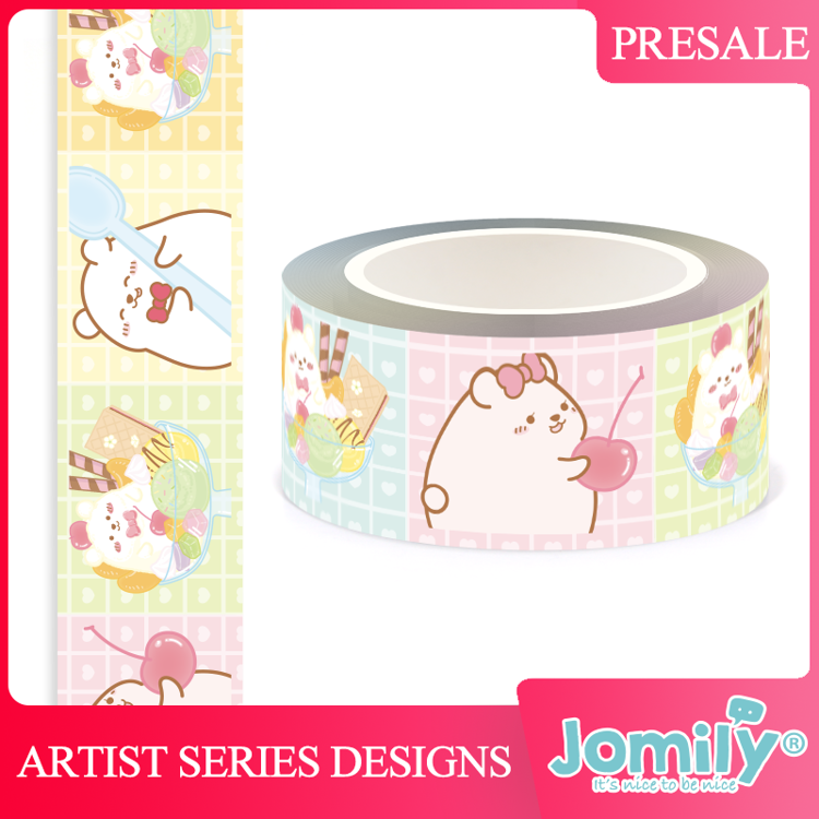 Jomily 20mm x 10m Fruit Salad Washi Tape