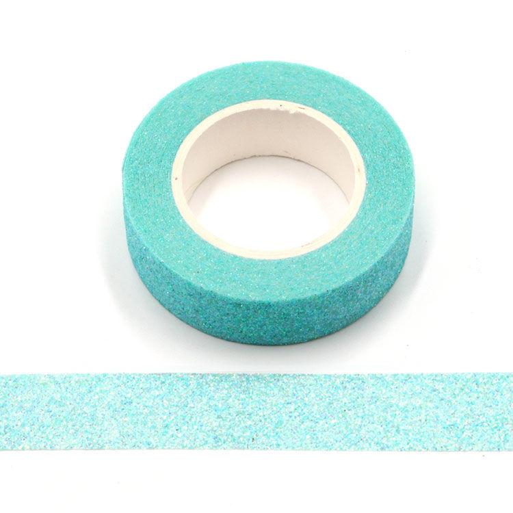 Wathet Sparkle Washi Tape
