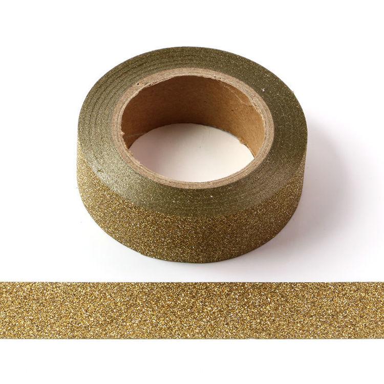 Picture of Bronze Glitter Tape