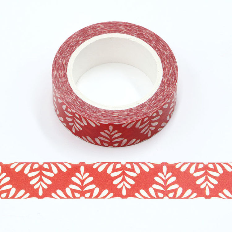 15mm x 10m CMYK Decorative Pattern Washi Tape