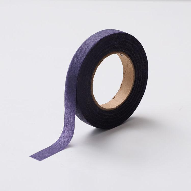 12mm x 30y Purple Floral Tape