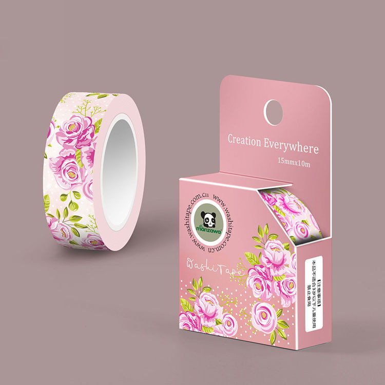 1 rolls printing package box