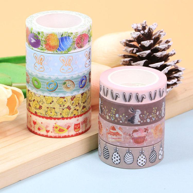 Easter series design washi tape
