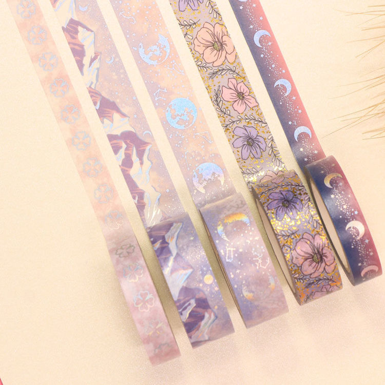 Summer Style Washi Tape