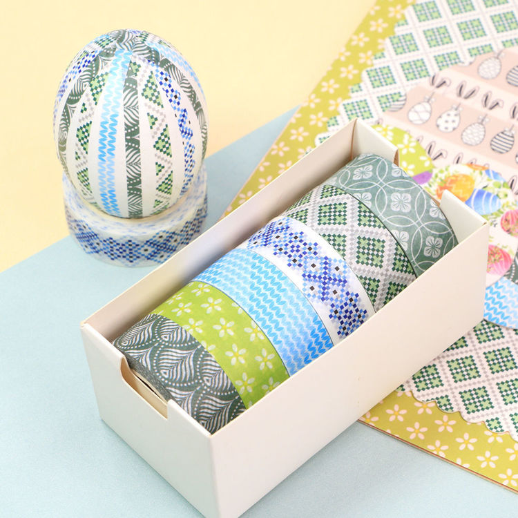 Easter Spring Style Washi Tape