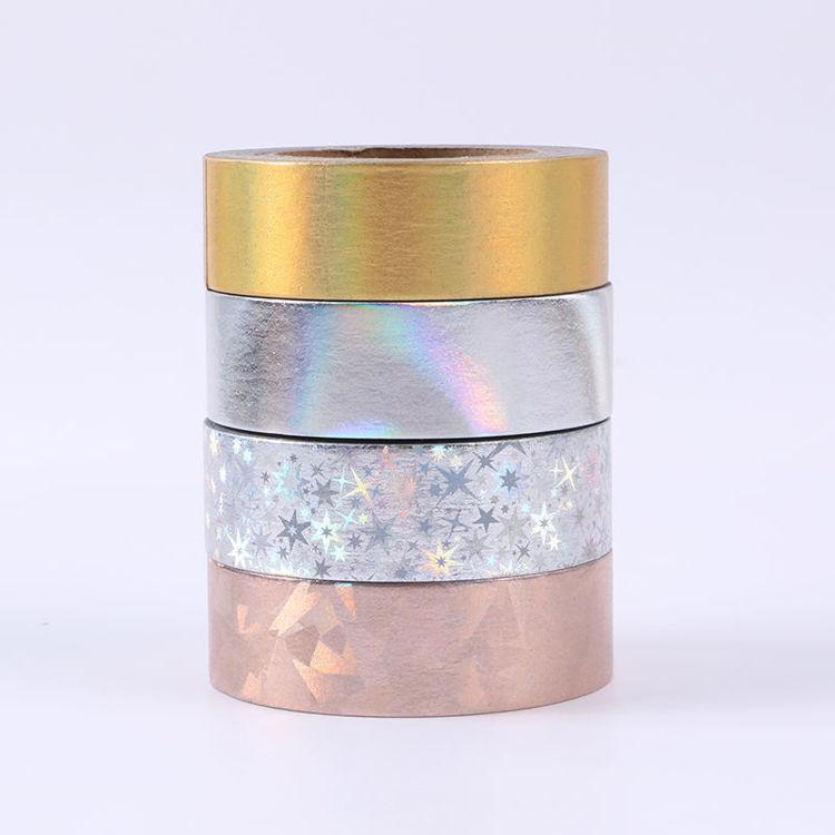 Holographic Foil Washi Tape