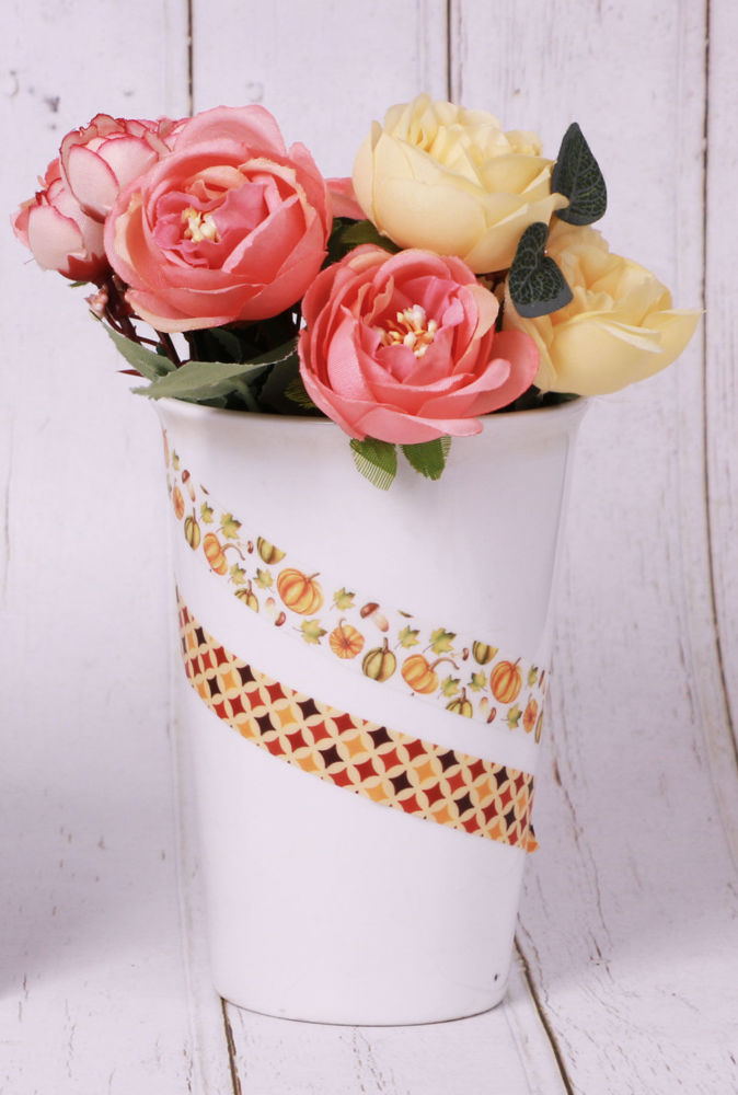 February or  March Flowers Pick 1 : January 1 Roll  Limited Edition Washi Tape
